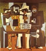 Three Musicians [1921]