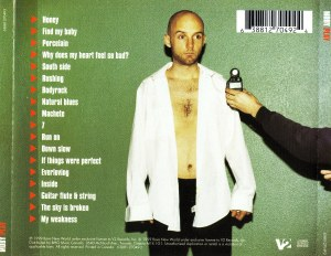 Moby - Play (Canada) - Back