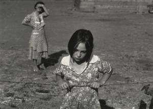 Dorothea Lange - Child and Her Mother, Wapato, Yakima Valley, Washington
