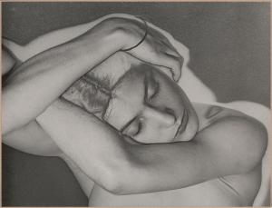 Man Ray - Sleeping Woman