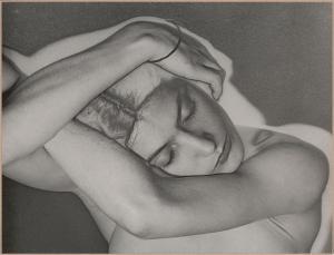 Man Ray - Sleeping Woman