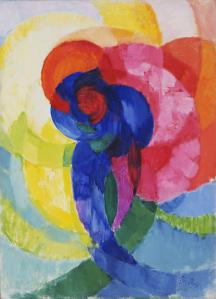 frantisek-kupka-red-and-blue-disks