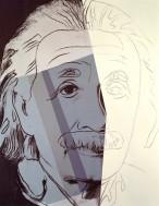 Warhol - Albert Einstein