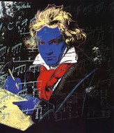 Warhol - Beethoven