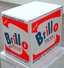 Warhol - Brillo-Box