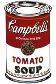 Warhol - Campbell'S Soup Can (tomato)