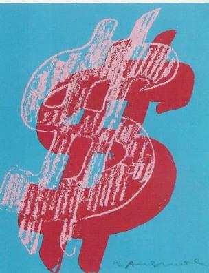 Warhol - Dollar Sign (1)
