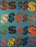 Warhol - Dollar Signs