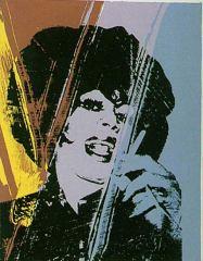 Warhol - Drag Queen