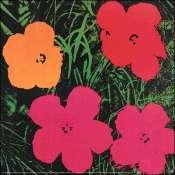 Warhol - Flowers (1)