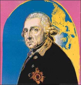 Warhol - Friedrich Der Grosse