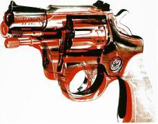 Warhol - Gun