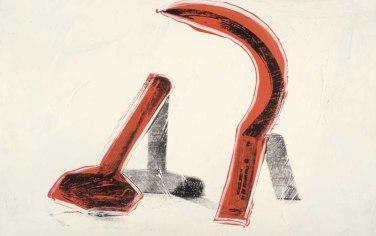 Warhol - Hammer And Sickle