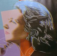 Warhol - Ingrid Bergman (as Herself) (3)