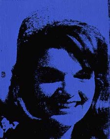 Warhol - Jackie (2)