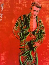 Warhol - James Dean