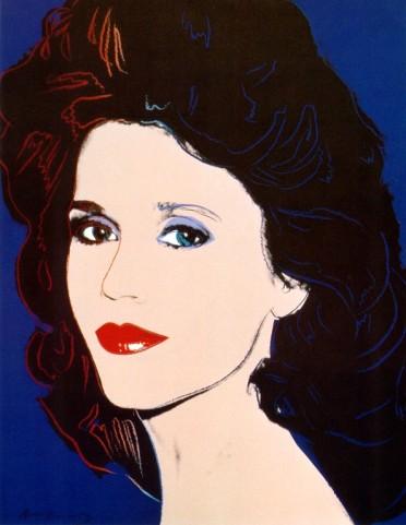 Warhol - Jane Fonda