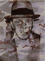 Warhol - Joseph Beuys In Memoriam