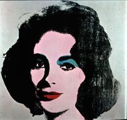 Warhol - Liz Taylor (1)