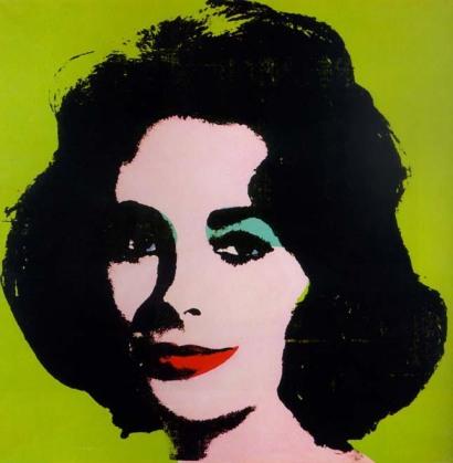 Warhol - Liz Taylor (2)