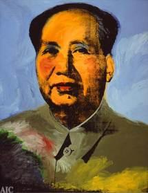 Warhol - Mao (1)