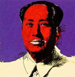Warhol - Mao (2)