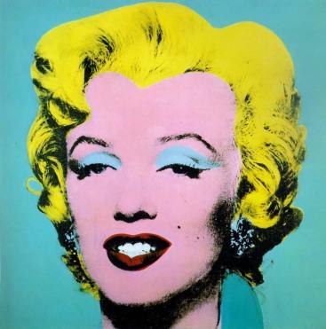 Warhol - Marilyn