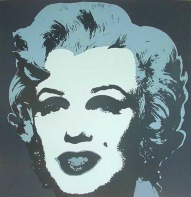 Warhol - Marylin Gray