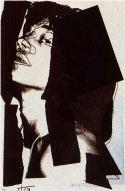 Warhol - Mick Jagger (1)