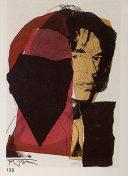 Warhol - Mick Jagger (2)