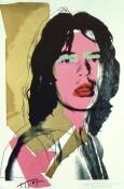 Warhol - Mick Jagger (3)