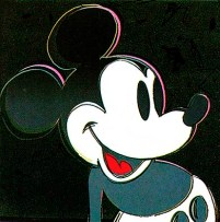 Warhol - Mickey (1)