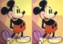 Warhol - Mickey (2)