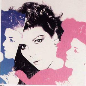 Warhol - Princess Caroline Of Monaco