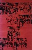 Warhol - Red Race Riot