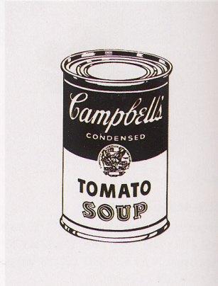 Warhol - Retro Soup