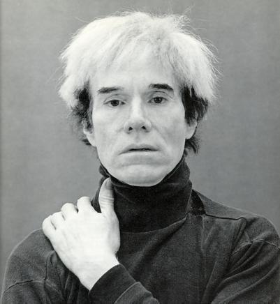 Warhol - Self Photo