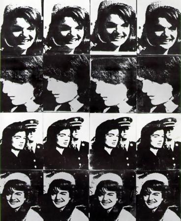 Warhol - Sixteen Jackies