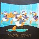 Warhol - The New Spirit (donald Duck)