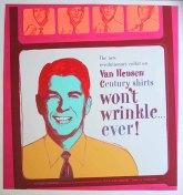 Warhol - Van Heusen (ronald Reagan)