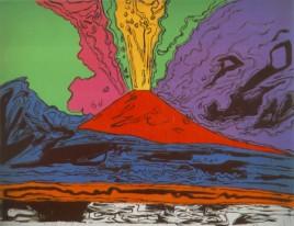 Warhol - Vesuvius (1)